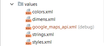 Google Maps SDK does not show map in Release Build (works in
